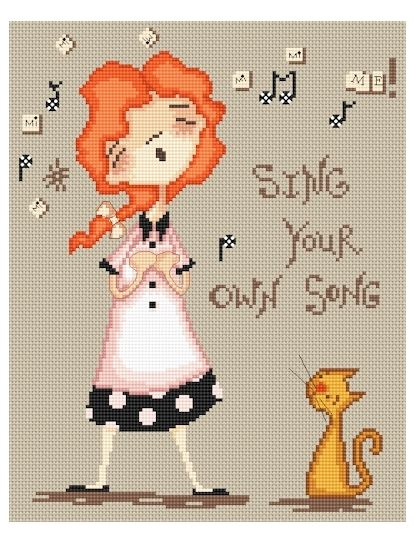 Sing Your Own Song by Diane Duda