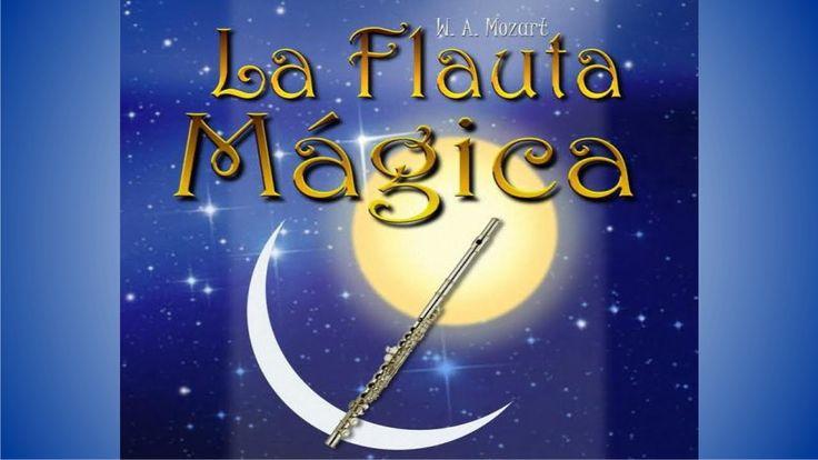 Mozart - La Flauta Mágica [Subtítulos Español]