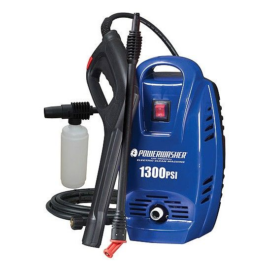 The Powerwasher 11poe 1314 Is A Compact Electric