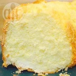 Photo de recette : Gâteau éponge au citron