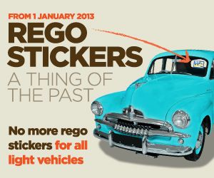 No more stickers for light vehicles