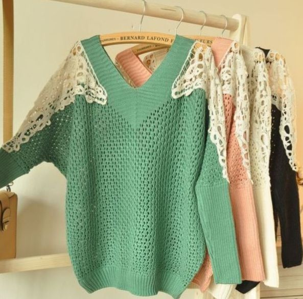 #wholesaledesignerbase #That black one would be so cute <3,#sweaters #ladies, #fashion #sweaters