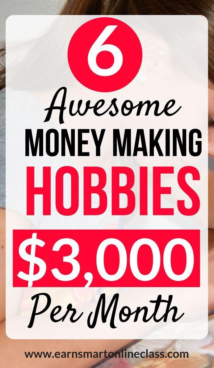 15 Hobbys, die im Jahr 2019 Geld verdienen werden – #Die #Geld #Hobbys #im #Jahr… – Stellenmarkt
