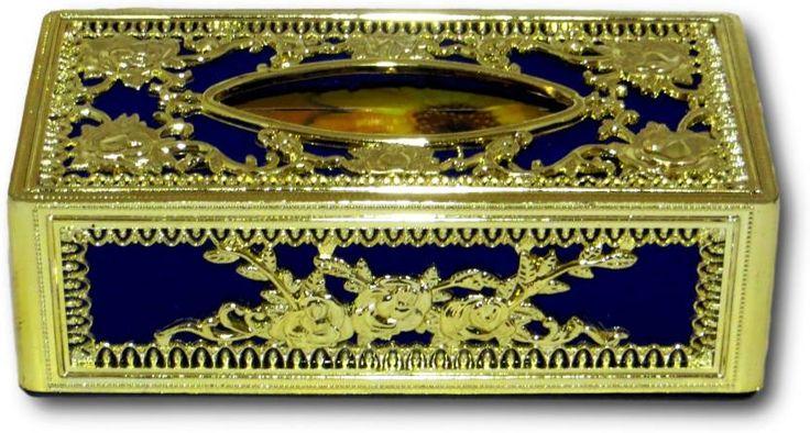 #Auto#CarWinner #Golden-#Blue #Vehicle #Tissue #Dispenser  (#Gold, #Blue)