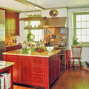 red and green kitchen ideas 53 best images about country kitchen on 7664