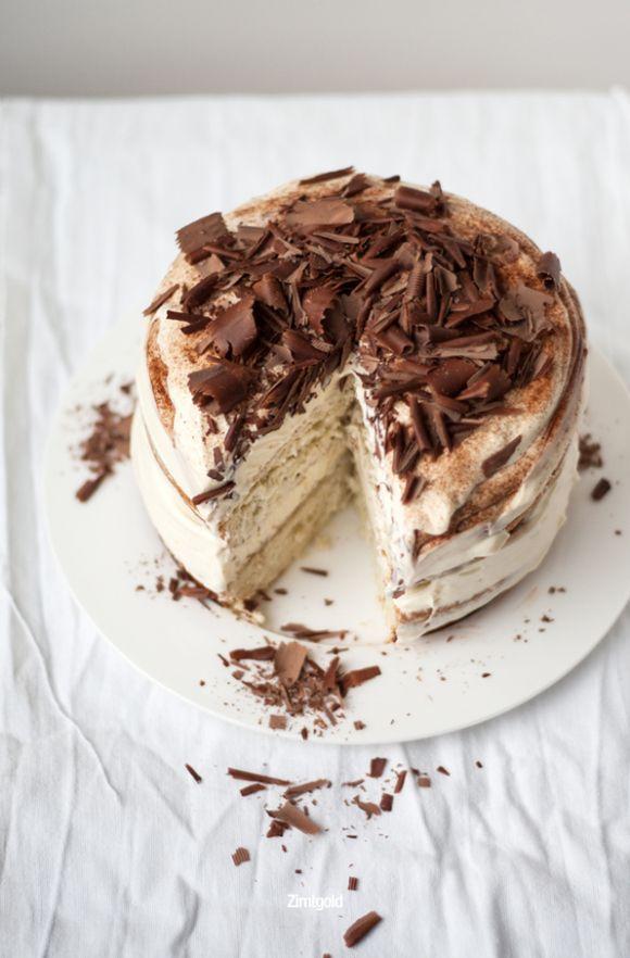Tiramisu torte tortentante