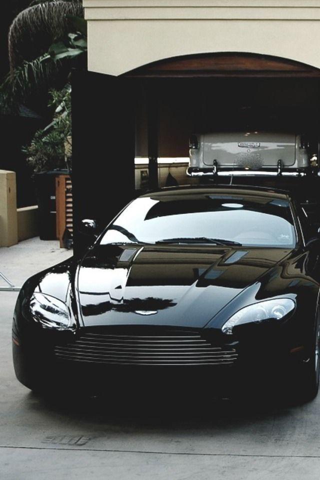 Aston Martin car – cute photo #Let's take a drive baby.