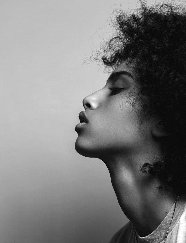 La beauté à l'état pur #17 (Imaan Hammam)