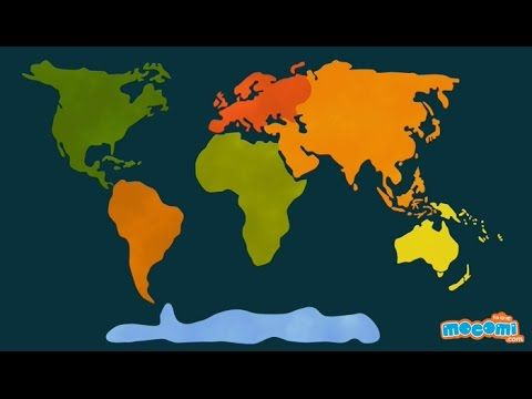 This is a great short video to introduce, or review, the topic of seven continents for Upper Primary students. It includes interesting facts such as: population, land mass and geographical features.