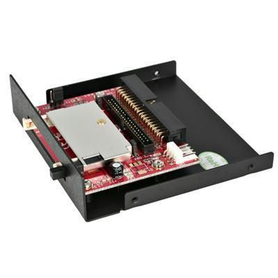 3.5 Bay Ide To Cf Adapter Card