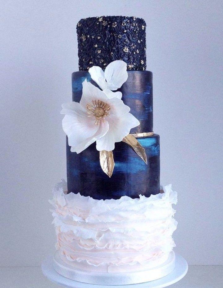 48 Eye Catching Wedding Cake Ideas
