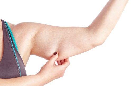 Slappe bovenarmen zijn helaas een onvermijdelijk verouderingsverschijnsel, waarvoor je hier enkele verstevigende voedingstips en oefeningen vindt.