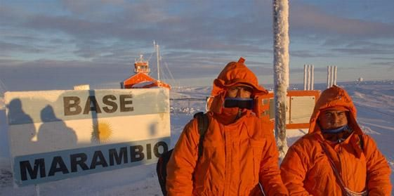 [EFEMERIDES] Un día como hoy, en 1969, se funda la Base Aérea Vicecomodoro Marambio de la Antártida Argentina