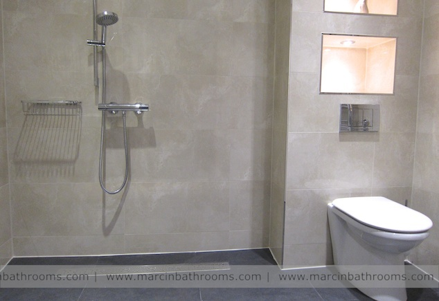 Disabled Wet Room Existing Wet Room Conversion To A Modern And Fresh Wet Room For Special