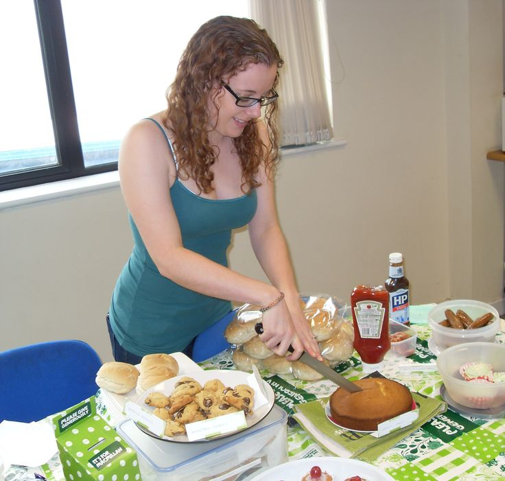 Our coffee morning for Macmillan cancer support