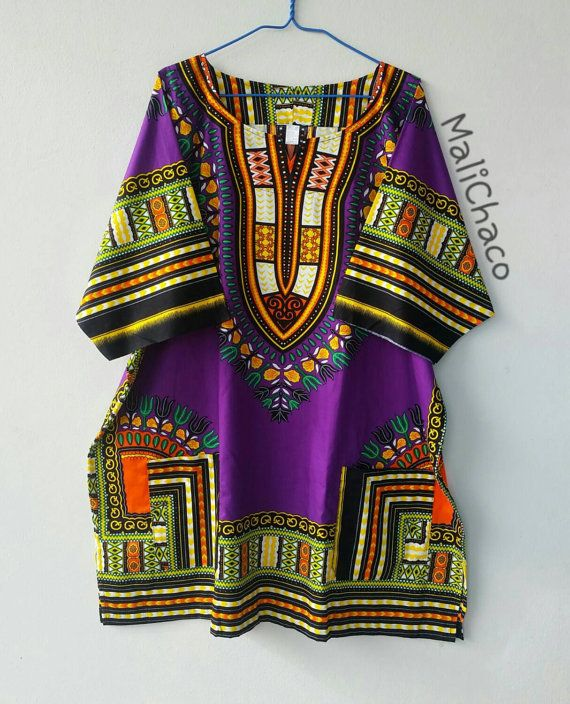 Check out this item in my Etsy shop https://www.etsy.com/listing/251527502/violet-african-dashiki-shirt-colorful
