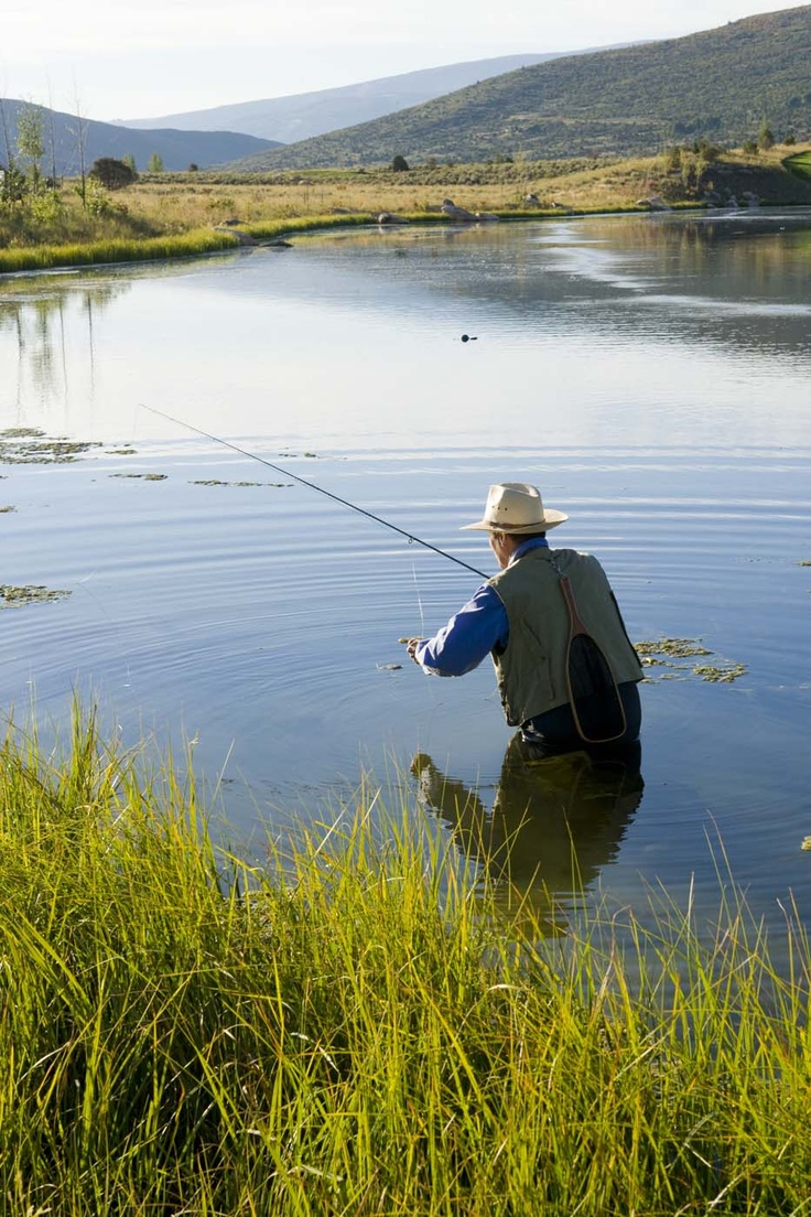 Enjoy fly fishing in the vail valley lionshead inn vail for Fly fishing vail colorado