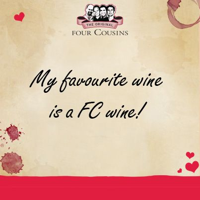 How much do you our FC wines? #monthoflove #fclove