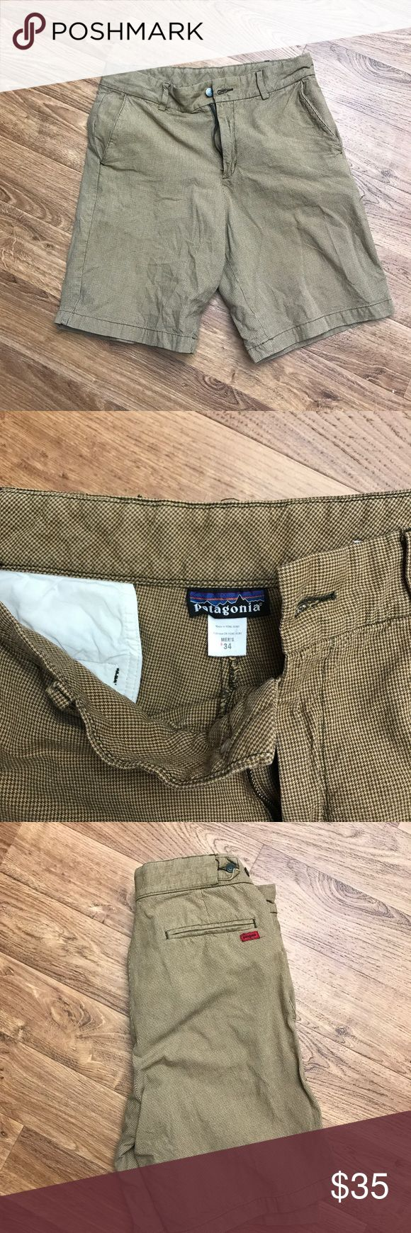 Patagonia Men's Shorts 34 Red Tag Only flaw is small red dot that the store I bought it placed on it to mark as a sale item. No holes or rips. Great shorts. Very sturdy. Great shorts. Only flaw is small red dot on size tag (pictured) placed by store to reflect sale item. Bought in a bundle with several other shorts with the elusive Red Tag by patagonia. Patagonia Shorts
