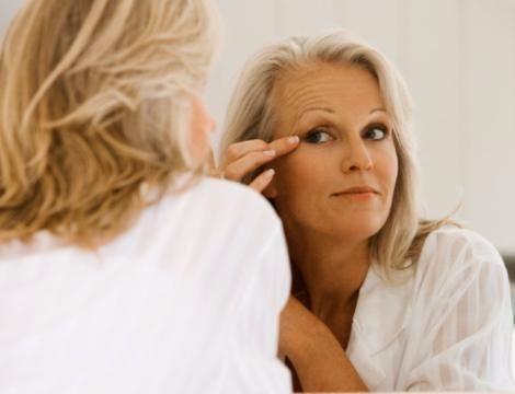 Öregedő bőr ápolása