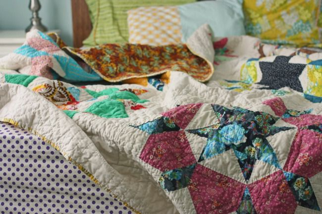 https://flic.kr/p/e9Q9yS | Swoon Quilt | Blogged