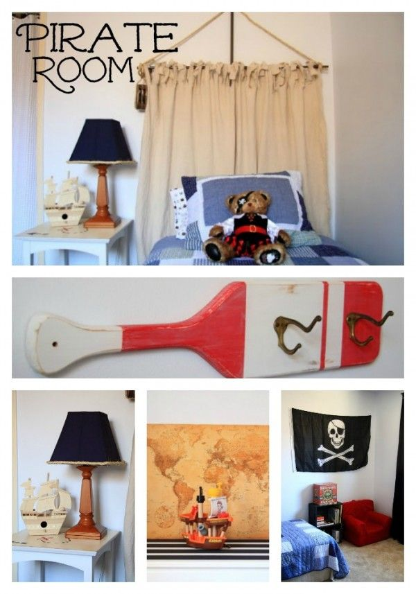 Best 25 kids pirate room ideas on pinterest pirate for Kids pirate room