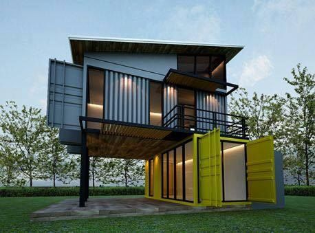 1512 best images about 012 ea containers on pinterest - Are shipping container homes safe ...