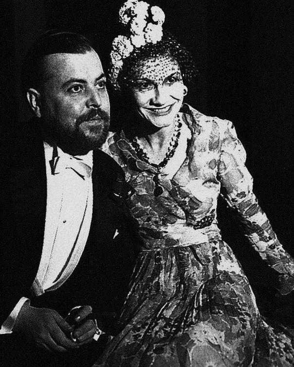 Scala Regia Inspirational Archives: Coco Chanel