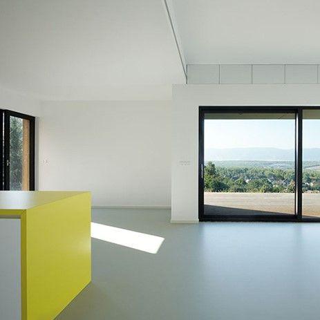 Veľké terasové okná
