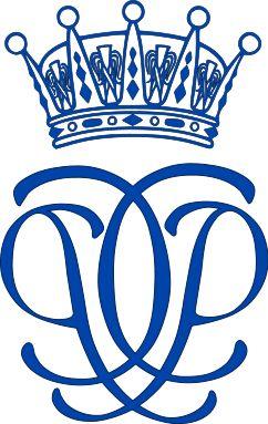 Royal Monogram of Prince Carl Philip of Sweden