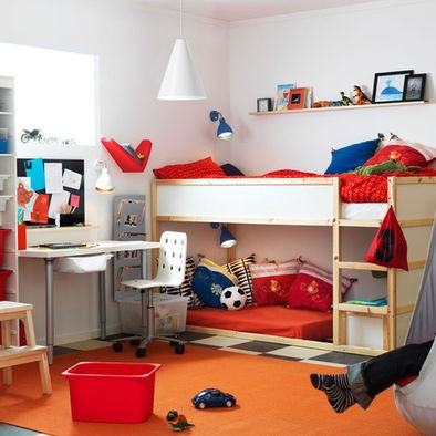 Ikea Kura Bed Design, Pictures, Remodel, Decor and Ideas