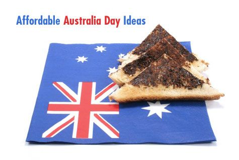 Affordable Ideas for Australia Day