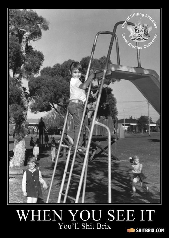 Slender Man Marble Hornets Sightings Playground | Memes | C...
