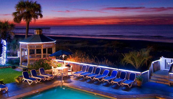 Ocean Isle Beach Hotel • Ocean Isle Inn • NC Oceanfront Hotel Accommodations