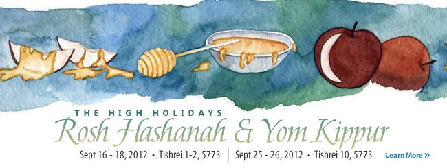 rosh hashanah and yom kippur in the bible