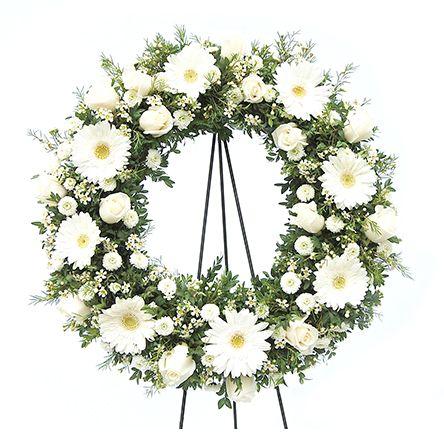 coronas para funerales - Buscar con Google