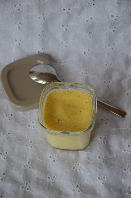 Mon livre de recettes: Crème dessert à la vanille ( Multi-délice)