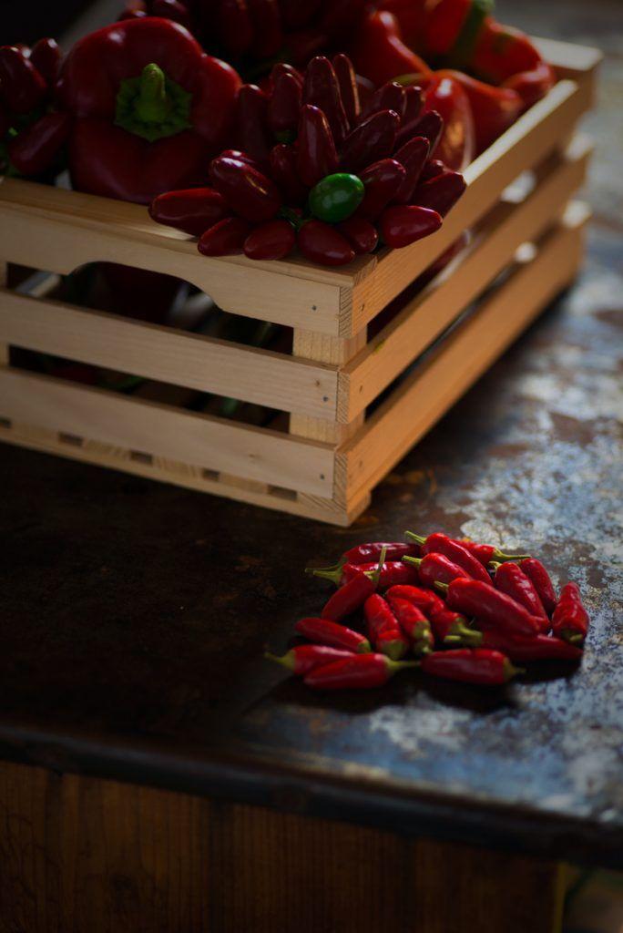 confettura di peperoncino | red hot chili peppers jam