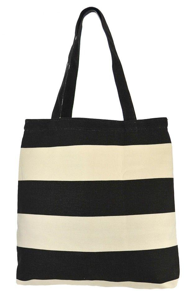 458496b9d Bolsa Sacola Listrada em 2019   Bolsas   Bags, Tote Bag e Fashion