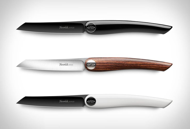 NESMUK le couteau de poche ultra-minimaliste - #Gadgets - Visit the website to see all photos http://www.arkko.fr/nesmuk-couteau-poche-minimaliste/