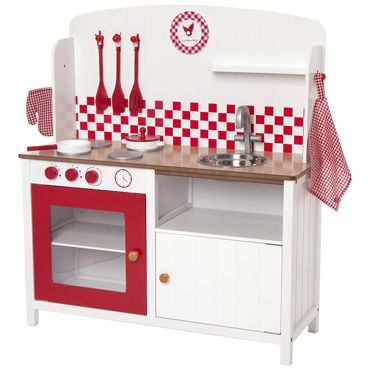 Farmhouse Style Kitchen, Kitchens and Play Food, Christmas