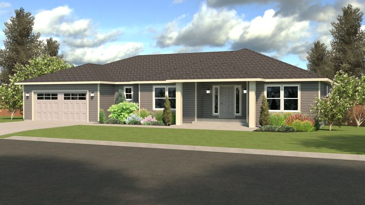 Chadwick true built home true built home on your lot for Chadwick house plan