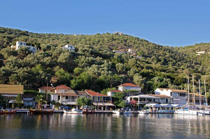 Syvota in Lefkada. The real Greece.