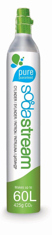 Sodastream Cylindre de Recharge de Gaz CO2 pour Machine à Gazéifier Sodastream…