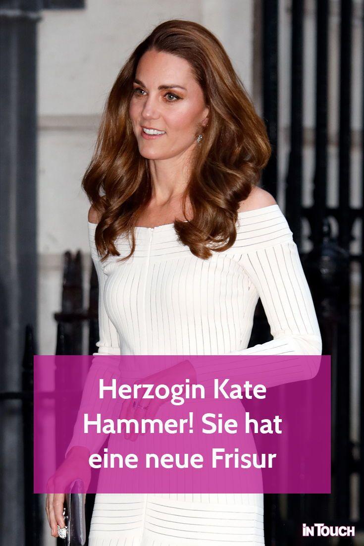 Herzogin Kate Haar Sensation Sie Hat Eine Neue Frisur Star