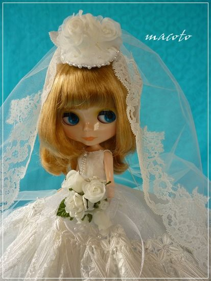 ブライス★ウェディングドレス - わたしのハンドメイド