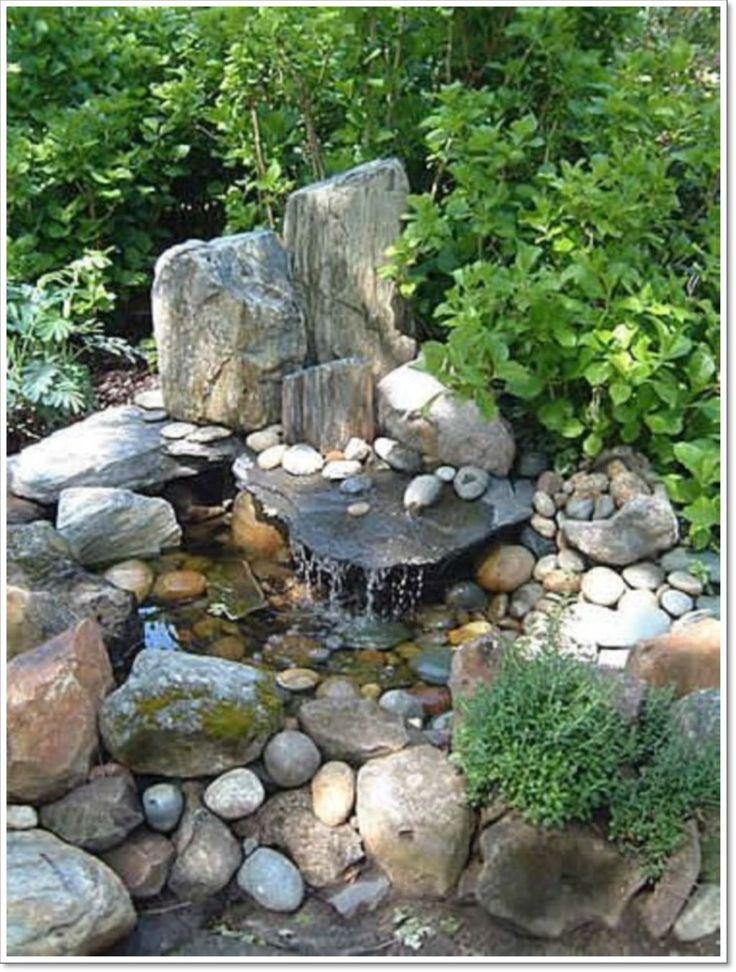 Nice 57 Amazing Rock Garden Ideas for Backyard http://toparchitecture.net/2017/11/14/57-amazing-rock-garden-ideas-backyard/