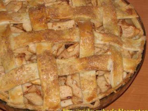 American apple pie - placinta americana cu mere, Rețetă de Elucubratiiculinare - Petitchef
