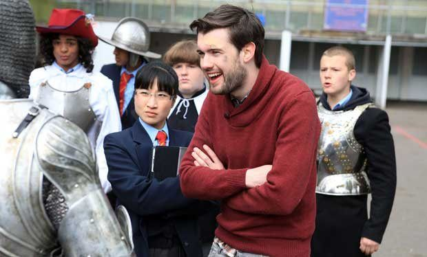 Bad Education's Jack Whitehall: Public schools are less detached from reality than people think | Radio Times