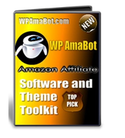 I Will give you The WP AmaBot Amazon Affiliate Software and Theme Toolkit for $5, on fiverr.com